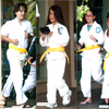 21 Avril- Sortie Karate