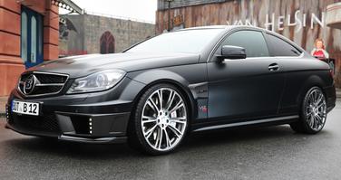 mercedes brabus bullit coupe 800 les plus belles voitures de sport. Black Bedroom Furniture Sets. Home Design Ideas