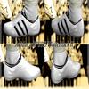 Adidas adiPURE-WhiteBlack II