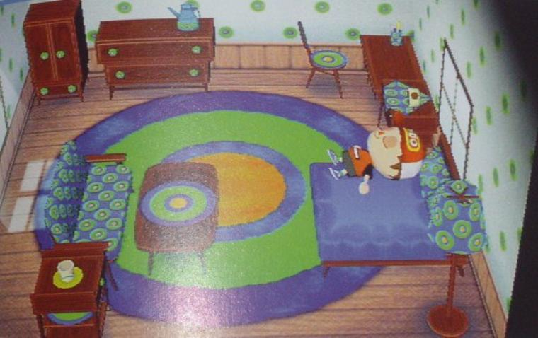Ma maison dans animal crossing new leaf for Agrandissement maison animal crossing new leaf