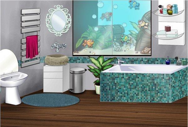 Construire un aquarium kat456 for Construire un aquarium