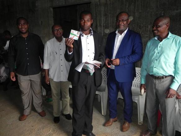 Lancement de la campagne nationale de mise en place des cellules soma
