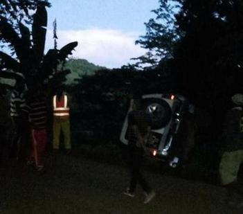 Comores : l'ancien chef de l'Etat, Ikililou Dhoinini, a échappé à la catastrophe !
