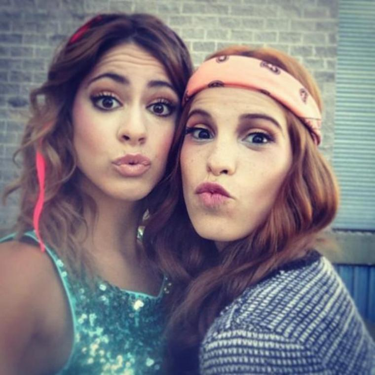 Violetta et Camilla