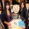 Kinder Kultur magazin (KIkuMa) : magazine de la culture pour les enfants. Interview de Nena
