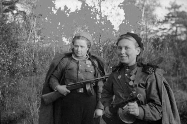 Figure de l'aviation soviétique pendant la seconde guerre mondiale
