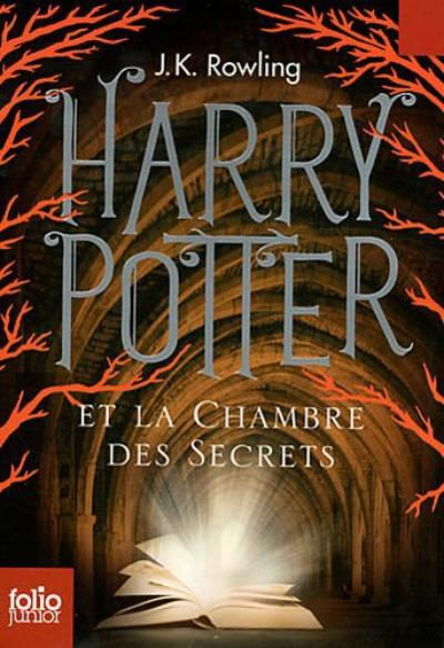 'Harry Potter, tome 2 : Harry Potter et la chambre des secrets' de J.K. Rowling
