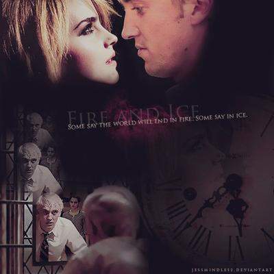 'A cause d'un simple pari...' de Manon (dramione-146)