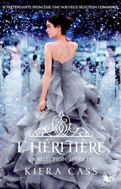 'La Sélection, tome 4 : L'Héritage' de Kiera Cass