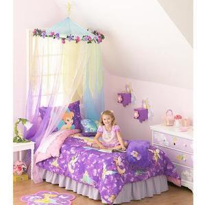 chambre princesse le monde merveilleux de disney. Black Bedroom Furniture Sets. Home Design Ideas