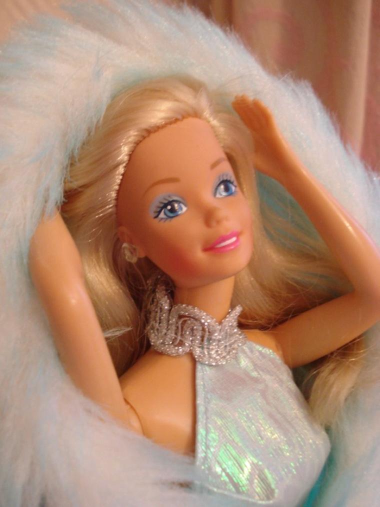 Les Jours De Barbi : Barbie de toutoune