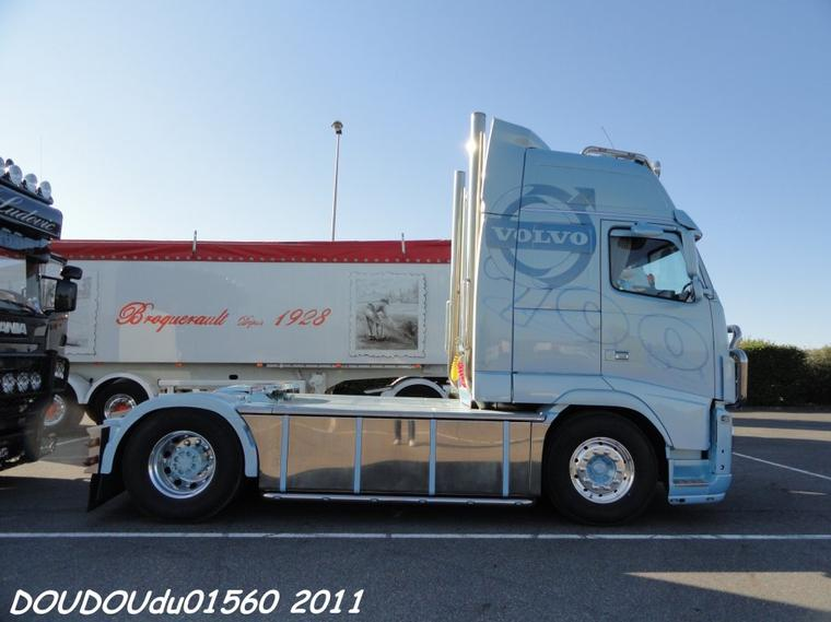 volvo fh16 700 dieppedalle transports magny cours 2011. Black Bedroom Furniture Sets. Home Design Ideas