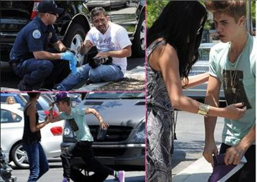 Justin bieber frappe un paparazzi twilight and - Combien de temps pour porter plainte pour coup et blessure ...