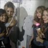 .  31 . O8 . O9 :  Nouvelle photo provenant du twitter de Debby, au cot� de , Chelsea Staub, Nicole Anderson et Bridgit Mendler .   .
