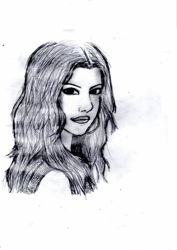 Selena gomez nouveau dessin xd blog de mangakediia - Selena gomez dessin ...