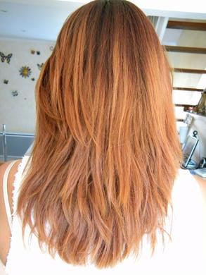 je me suis rcemment rendue chez le coiffeur pour ma coupe de cheveux semestrielle et jen ai par ailleurs profit pour faire une coloration - Prix De Coloration Chez Le Coiffeur