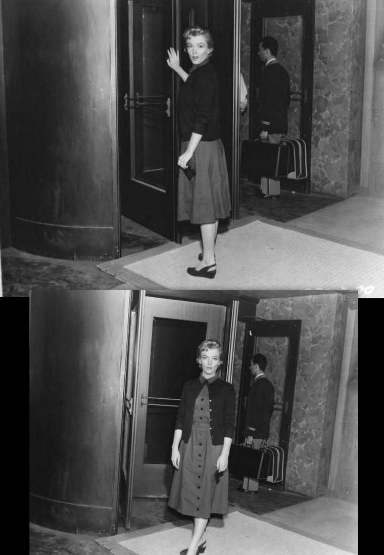 Articles de legend marilyn monroe tagg s 1952 don 39 t - Fiche de poste femme de chambre du soir ...
