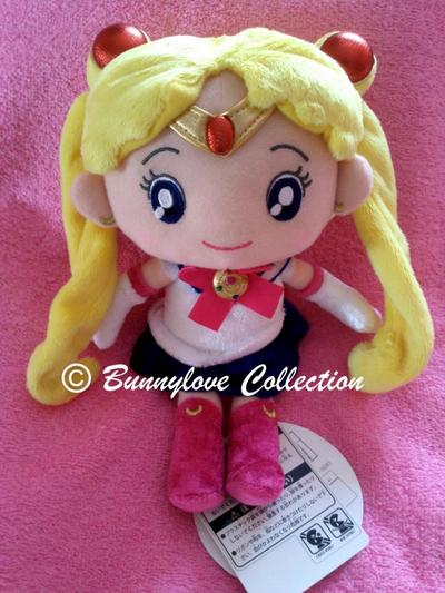 Sekiguchi Sailor Moon Plush