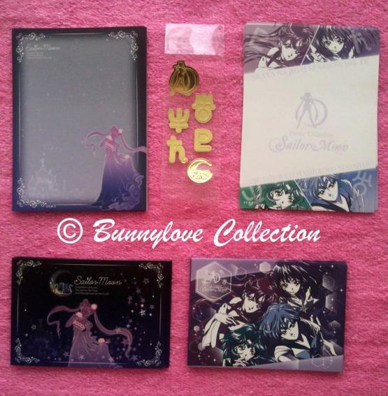 Sailor Moon Letter Set 2