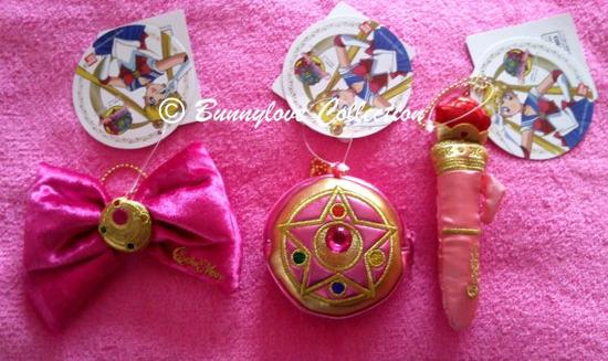 Sekiguchi Sailor Moon Items Plushies