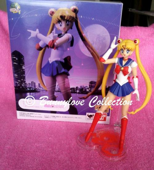 SH Figuarts Sailor Moon Original Anime Color