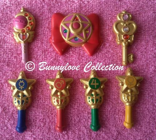 Sailor Moon 20th Anniversary - Magnets