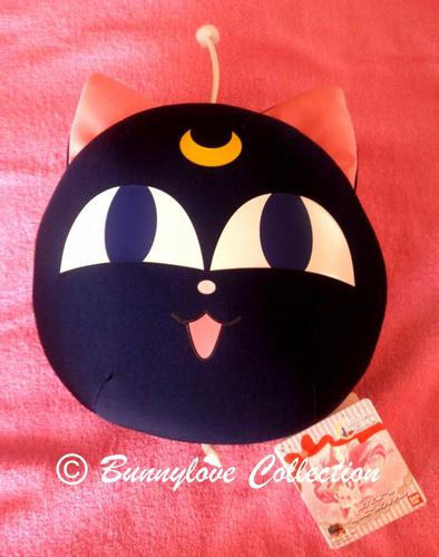 Sailor Moon Sisters Collection Luna P