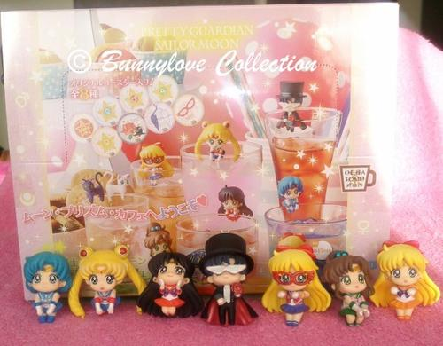 Sailor Moon Ochatomo Figures
