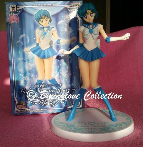 Sailor Mercury Sailor Moon Memory Girls