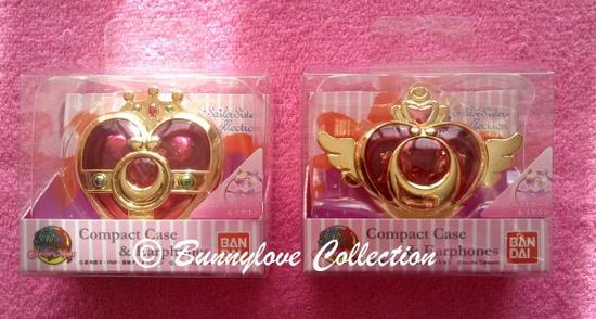 Sailor Moon Compact Case & Earphones