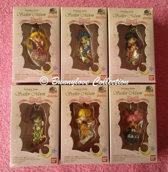 Sailor Moon Twinkle Dolly Set 1