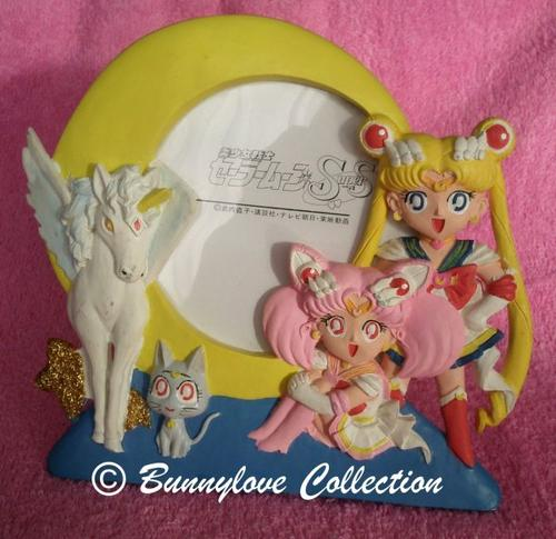 Sailor Moon Super S Frame Pegasus