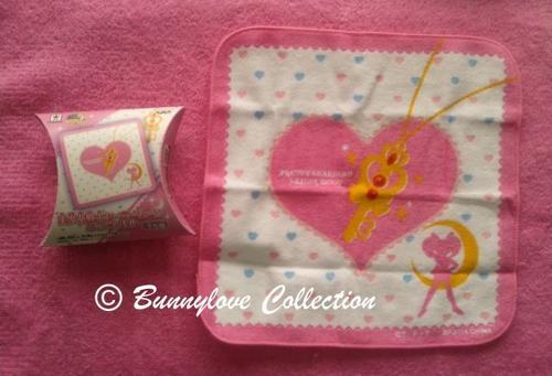 Sailor Moon Girl Memories Chibi Moon Towel