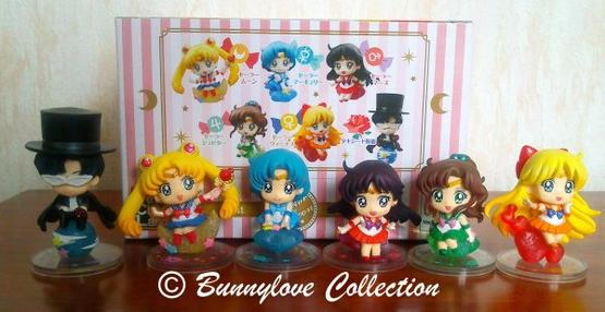 Sailor Moon Petit Chara Candy De MakeUp