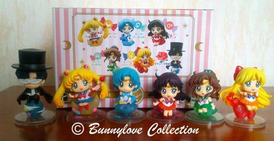 Sailor Moon Petit Chara Candy De MakeUp