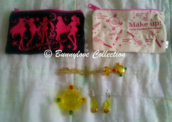 Sailor Moon Crystal - Capsule Goods