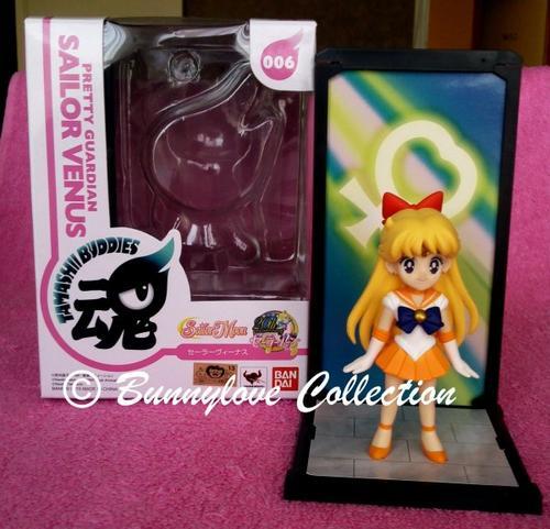 Tamashii Buddies Sailor Venus Sailor Moon