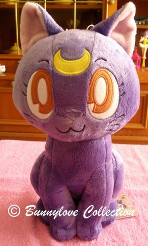 Banpresto Luna HQ Plush Girl Memories
