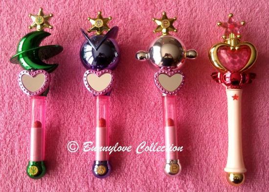 Sailor Moon Stick and Rod Part III