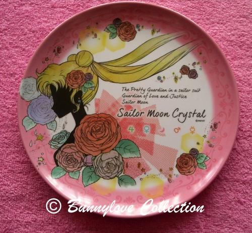 Sailor Moon Crystal Plate