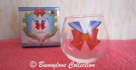 Sailor Moon Crystal Glass