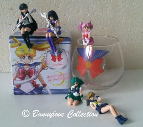Bandai - Sailor Moon 20th Anniversary -Sailor Moon Desk ni Maiorita Senshi Tachi - Set II -5/5