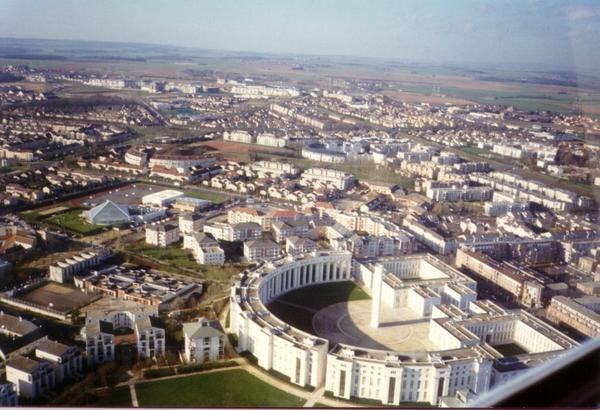Cergy Saint Christophe Ville