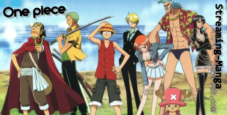 One piece regarder des mangas sans limites - One piece equipage luffy ...