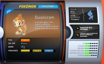 Pok mon version perle diamant pokedream le monde pok mon - Pokemon ouisticram ...