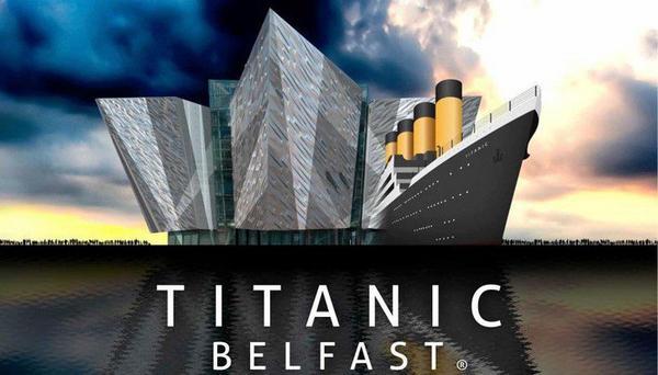 musee du titanic a belfast blog de rentree litteraire art. Black Bedroom Furniture Sets. Home Design Ideas
