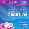 B-Day Edouard @ Furfooz - 07/08