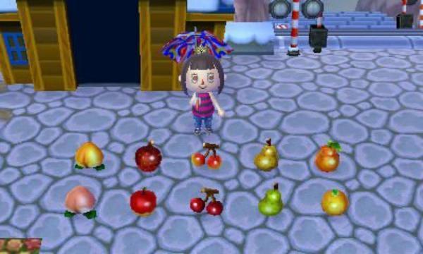comment avoir d autre fruit dans animal crossing new leaf