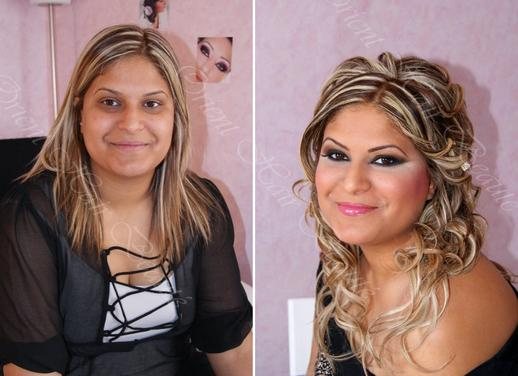 avant apr s 2011 coiffure maquillage libanais henne. Black Bedroom Furniture Sets. Home Design Ideas