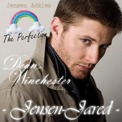 JENSEN ACKLES -- Dean Jensen Ackles Peta